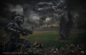 This is war by Cloudyh