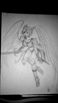 Valkyrie by PaintedWulf1435