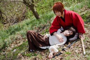 Rurouni Kenshin :: The power to Protect by m-ichiko