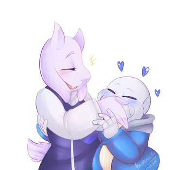 Another Cute Shipping by KarlaDraws14