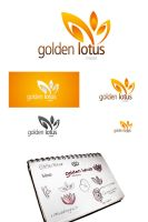 Golden Lotus Studios by alexdesigns