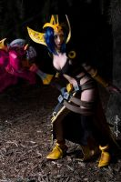 LeBlanc Cosplay. League of Legends. by MorganaCosplay