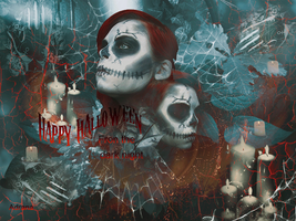 Happy Halloween by Adriana-Madrid