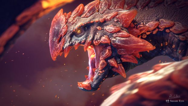 Blood and Fire! by RicoCilliers