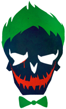 Joker PNG by AlottaOficial by AlottaOficial