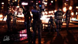 Resident Evil: 7 Deadly Sins by LoneWolf117