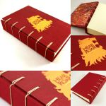Game of Thrones Belgian Journal - Lannister House by GatzBcn