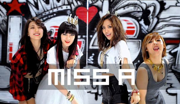 miss A wallpaper by Skibop