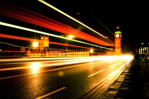 Big Ben, Westminster 1 by AlanSmithers