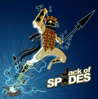 Reinvent - Jack of Spades by DBed