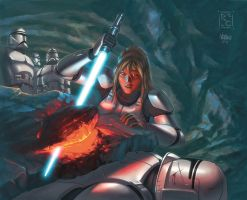 Trooper Down by UdonCrew