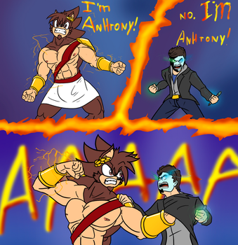 True Anthony by RusFish
