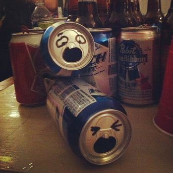 College Drunk Creativity by Sokztastic