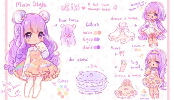 [+Video] Commission - Hearts and Wings by Hyanna-Natsu