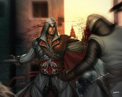 ASSASSINS CREED by DXSinfinite