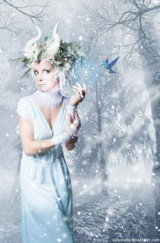 Snow Queen by LadyAnaila