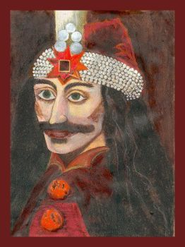 Prince of Romania Vlad Dracul by kabbalart