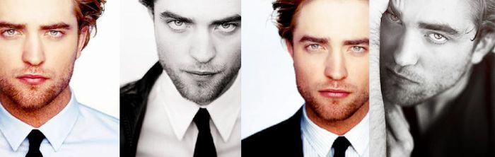 robert pattinson by andreabayotas