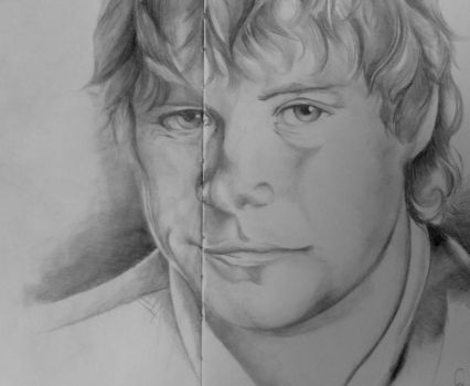 Samwise the Brave by SamGuentherArt