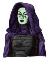 Barriss Offee Colored by MrSeyker