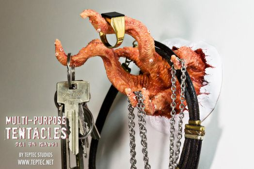 Multi-Purpose Tentacles by Kilh