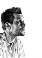 Brandon Flowers by ana20cris