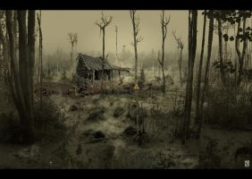 Swamp doctor by vimark