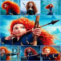 Princess Merida by PrincessMeridaFan