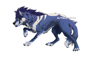 Akio Revamp by ArthasElric