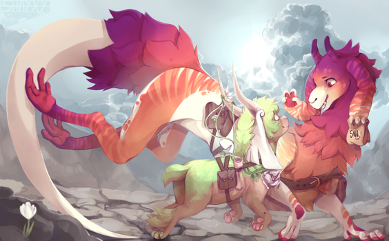 [DTA ENTRY] we're explorer !! by shayxy