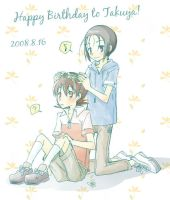 HB to Takuya by HaneRP