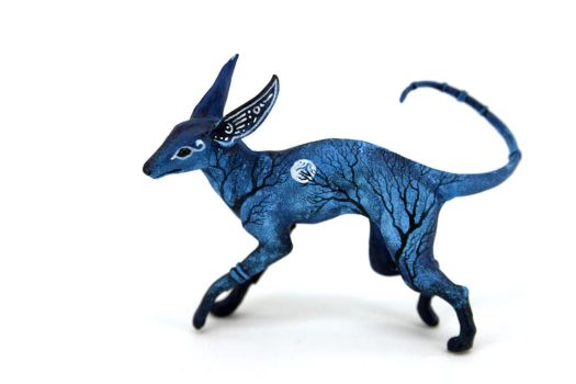 Anubis out of the Forest of Moon Wanderers by hontor