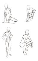 Poses by SBgirl04