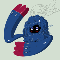 Cute Tangrowth