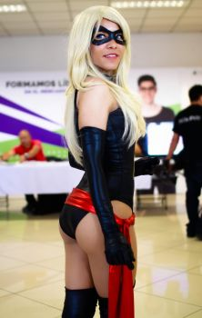 Ms MARVEL / Carol D by LeslieSalas