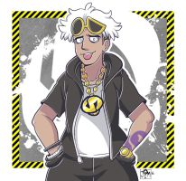 ya boy guzma by jennyjams