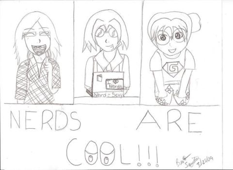 Nerds are COOL by bds13