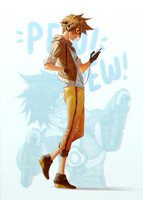 Tracer by whispwill