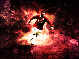 Rooney Wallpaper by tfcian