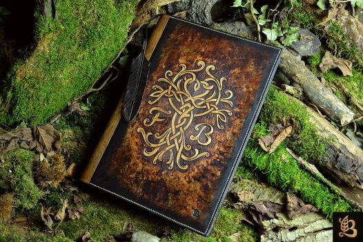 tree of life by BELFEUIL-leathers
