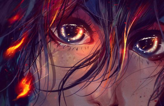 I see fire by ryky