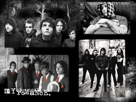 My Chemical Romance Wallpaper2 by minihexy