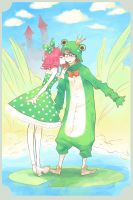 Frog Prince by GEISTROCK