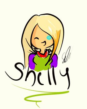 For Shelly by OddWorld997