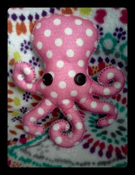 Octopus by AnotherBoringArtist