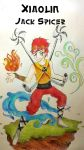 Jack spicer Dragon Xiaolin by meganekoveronica