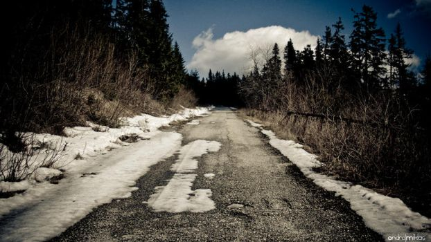Road to nowhere by ondrograf