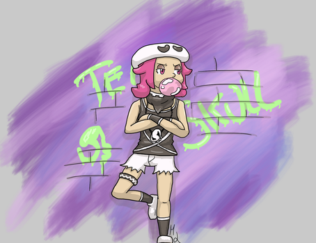 Team Skull by May-Lene