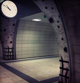 Subway by qrpw