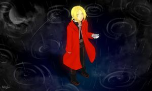 Edward Elric All is one, one is all by Lunatta
